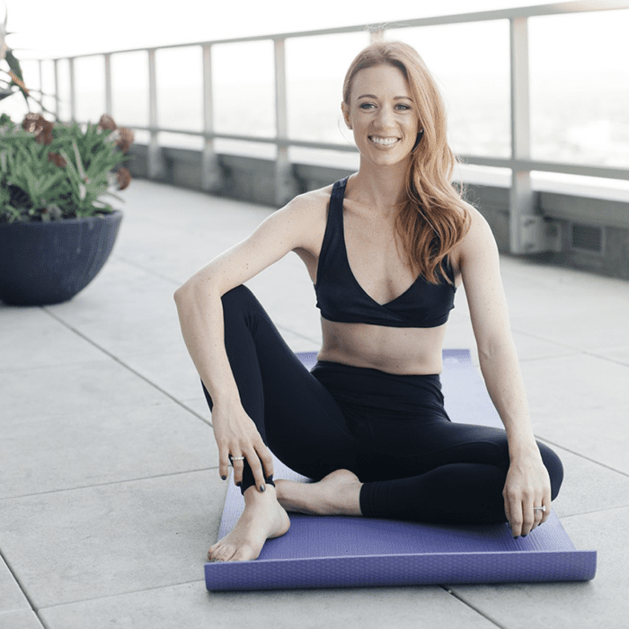 5 Workout Moves That Will Ease Anxiety Almost Instantly