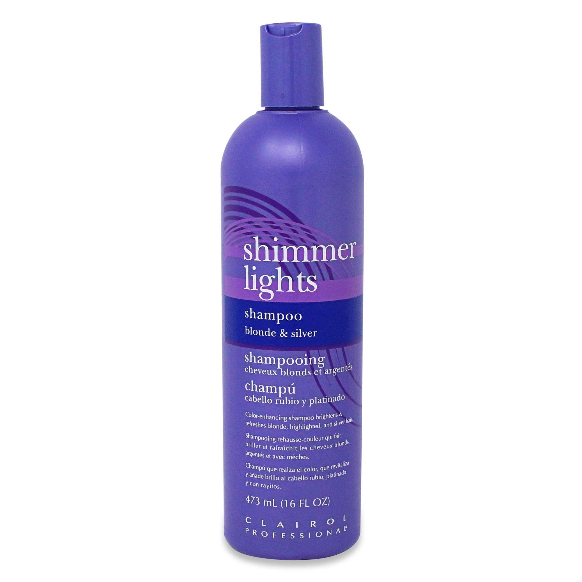 Purple Shampoos For Blonde Hair