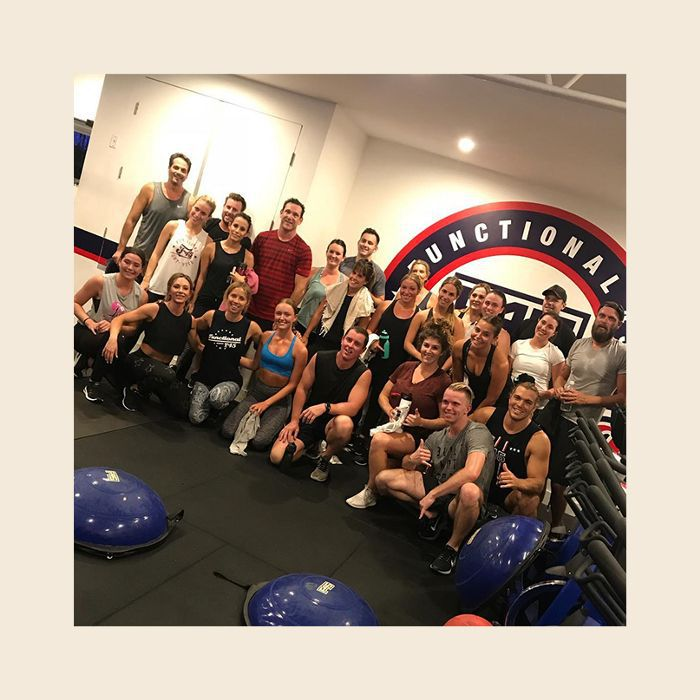F45 8 Week Challenge Review