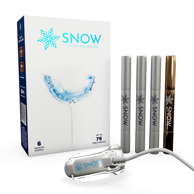 SNOW Teeth Whitening Kit with LED Light