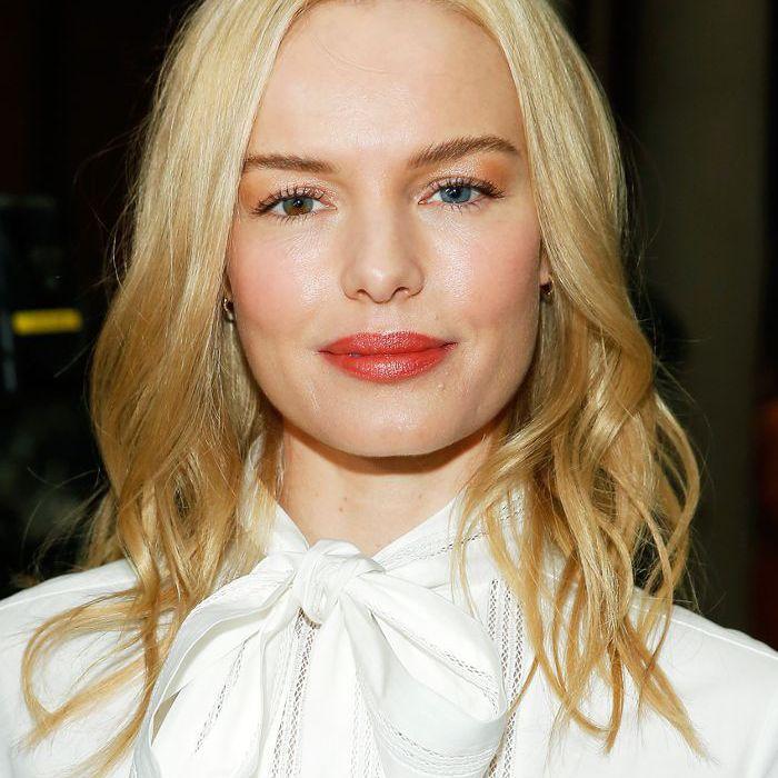 Kate Bosworth wavy mid-length hair