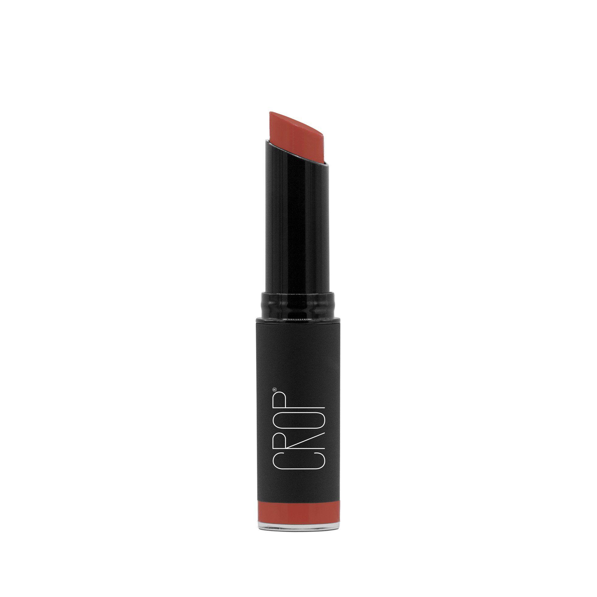 Crop Natural Intense Matte Lipstick in Dare Devil