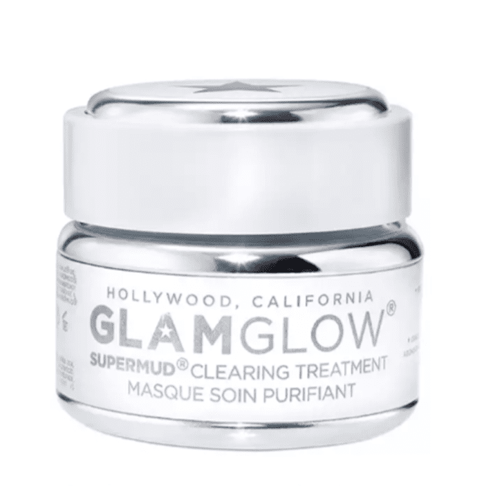 SuperMud Activated Charcoal Treatment Mask