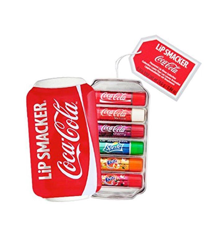 Iconic beauty products: Lip Smacker Coca Cola Lip Balm Set