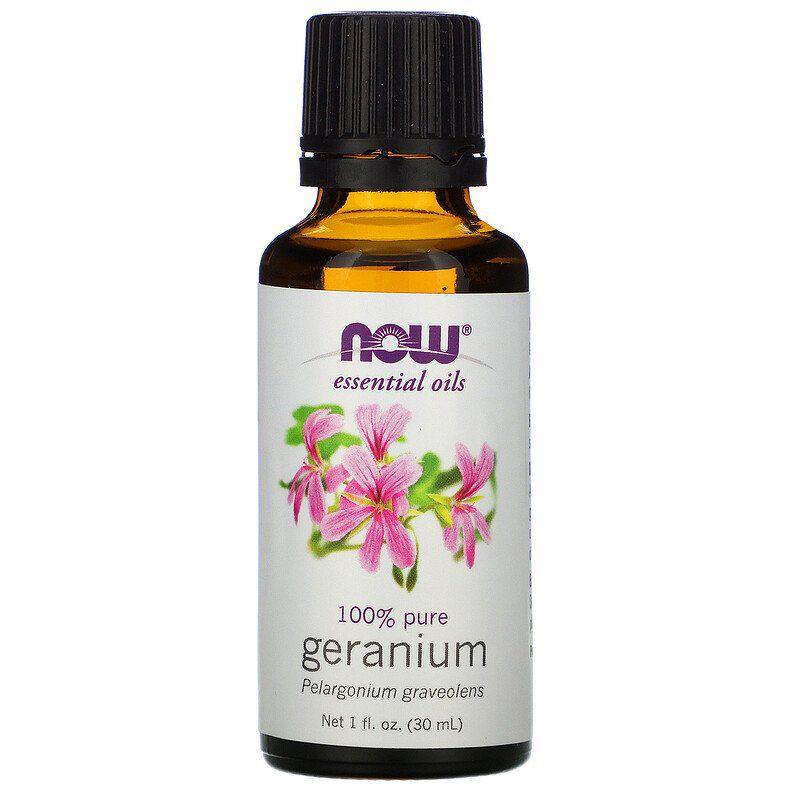 Now Foods Geranium Essential Oils