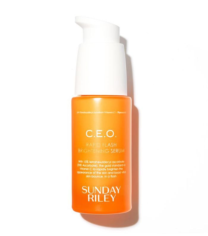 The best Space NK products: Sunday Riley C.E.O. Rapid Flash Brightening Serum