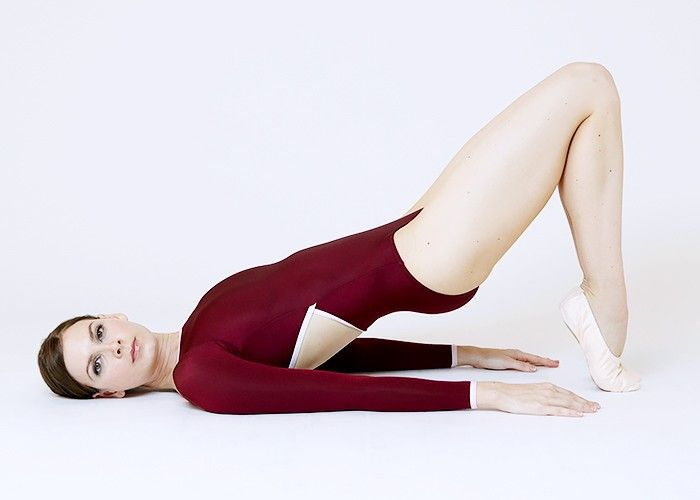 6 Whole-Body Toning Moves, by Ballet Beautiful's Founder