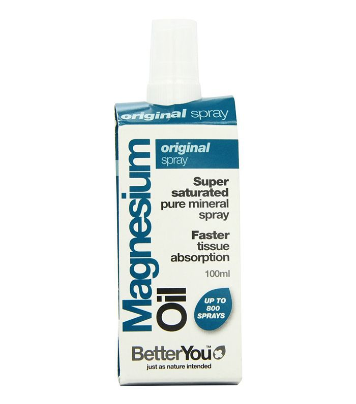 Magnesium benefits: Better You Magnesium Oil Spray