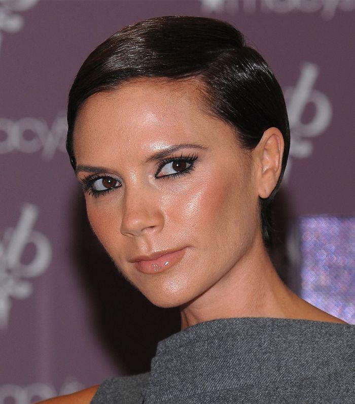 Victoria Beckham Hair: Victoria Beckham with pixie cut