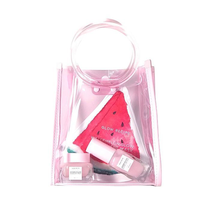 Glow Recipe Limited Edition Watermelon Jelly Tote Set