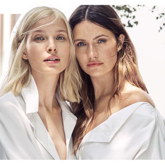 lumene review: Scandi women wearing Lumene products
