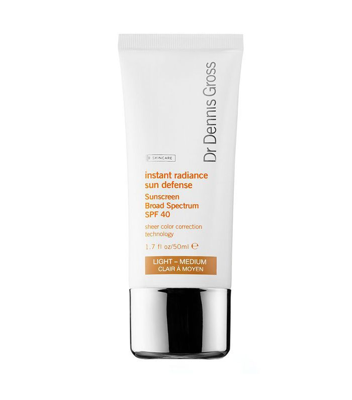 Dr Dennis Gross Skincare Instant Radiance Sun Defense Sunscreen SPF 40
