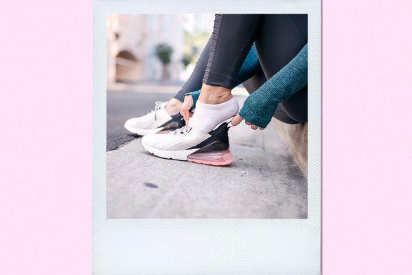 Training vs Athletic Shoes