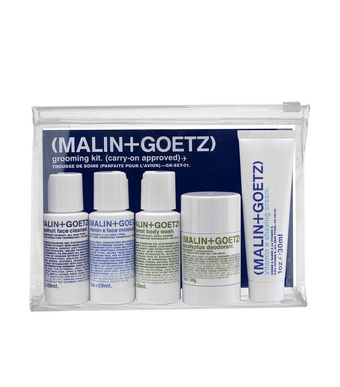 Malin+Goetz Grooming Kit