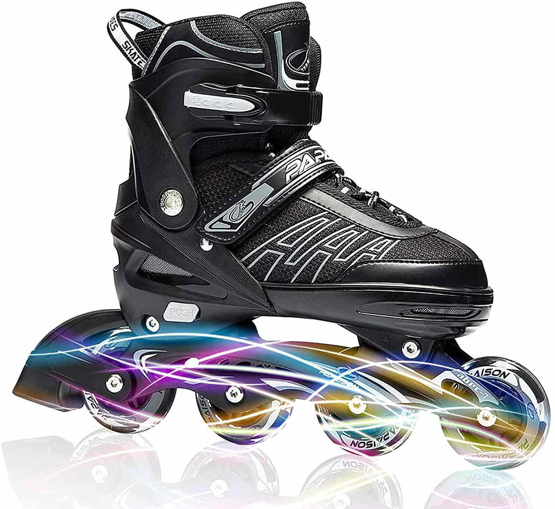 ITurnGlow Adjustable Inline Skate