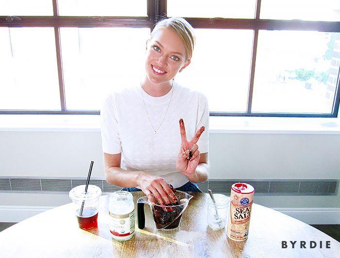 My Favorite Beauty DIYs, by Lindsay Ellingson