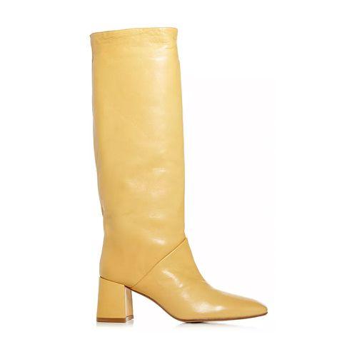 Miista Finola Square Toe Tall Boots