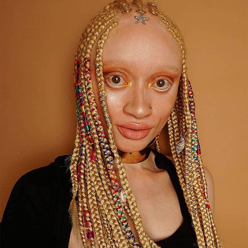 Fulani Braids Mermaid Colors Mirian Njoh