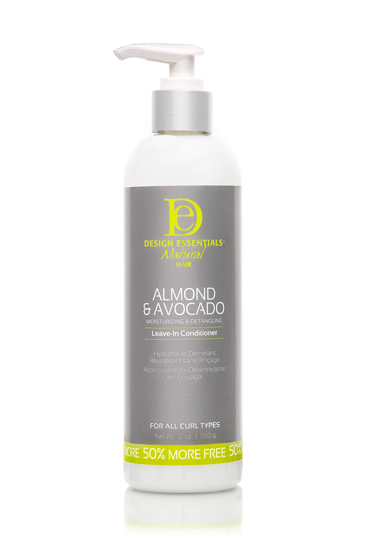 Design Essentials Almond + Avocado Leave-In