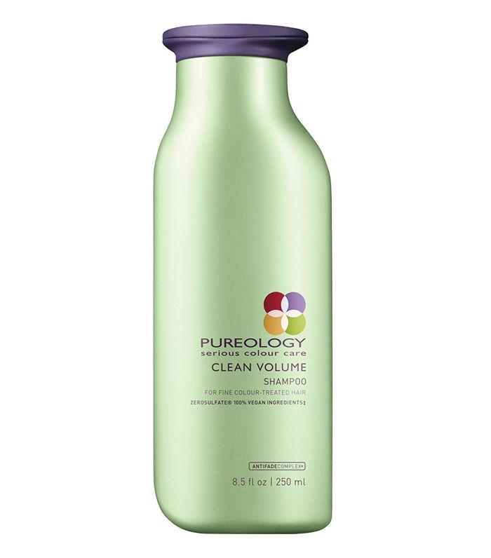 Best clarifying shampoo: Pureology Clean Volume Shampoo