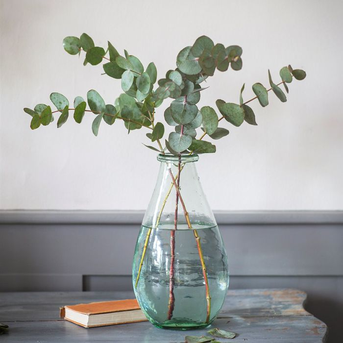 eco products: All Things Brighton Beautiful Extra Large Recycled Glass Vase