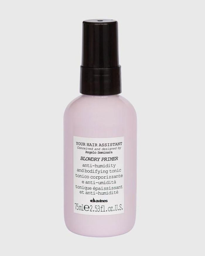 Davines Hair Assistant Blow Dry Primer