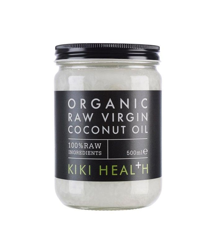 Best summer haircare Kiki Health Organic Raw Virgin Coconut Oil