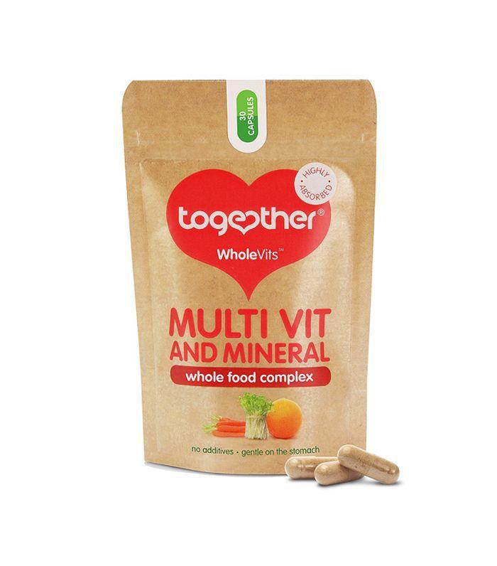 Together Natural Food Source Multivitamin & Mineral (30 Tabs)