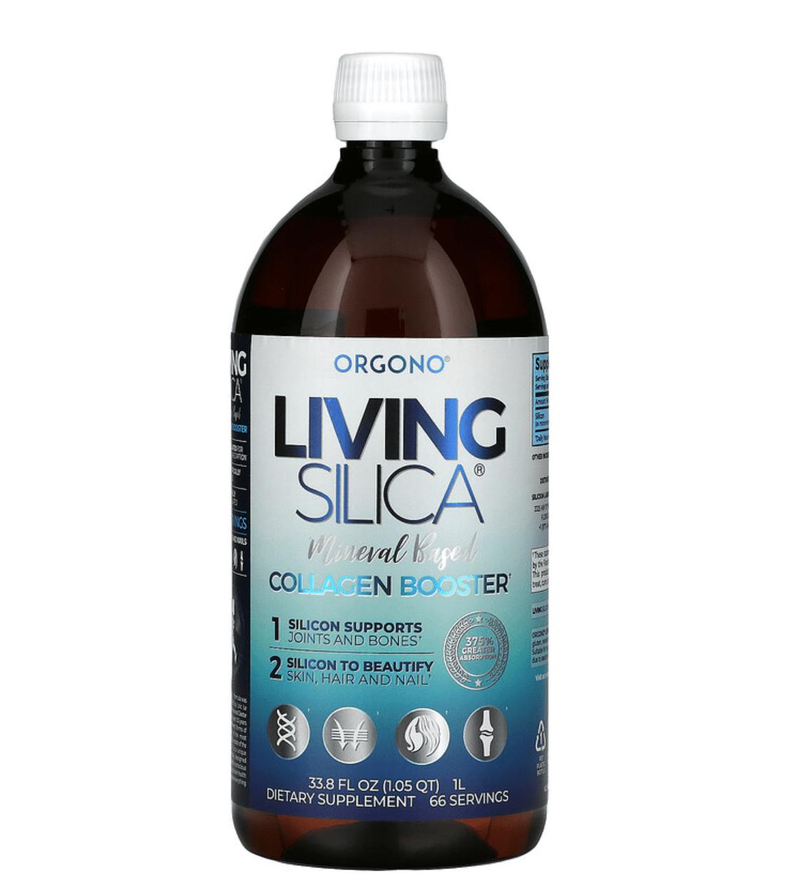 silica collagen booster