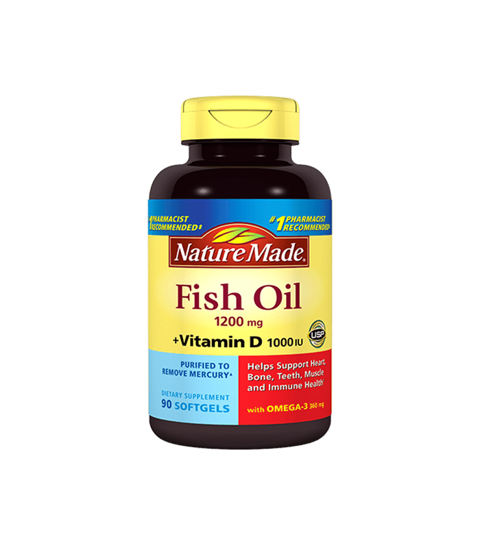 Nature Made Fish Oil Supplements