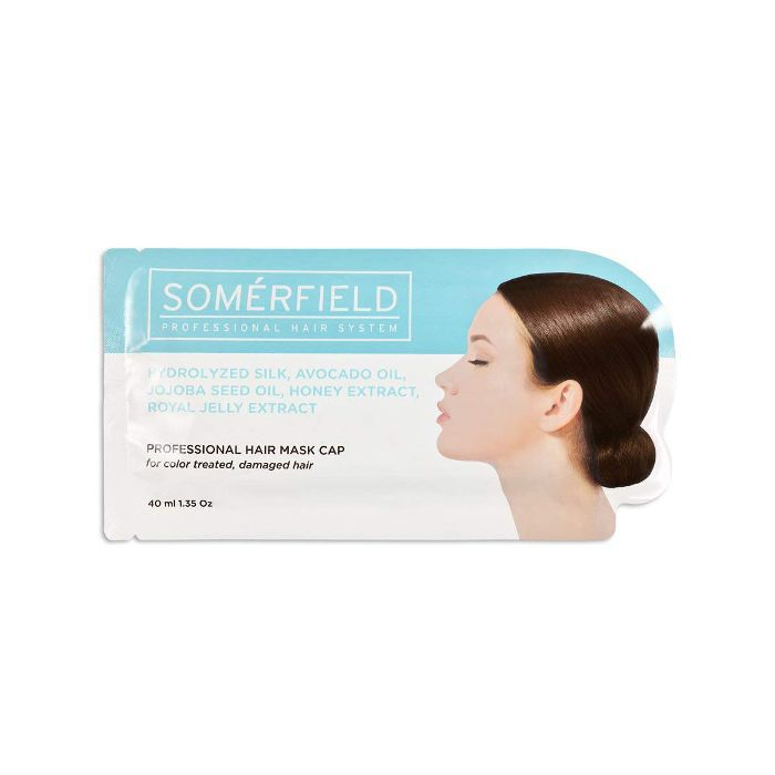 Somérfield Hair Mask for Color-Treated Hair