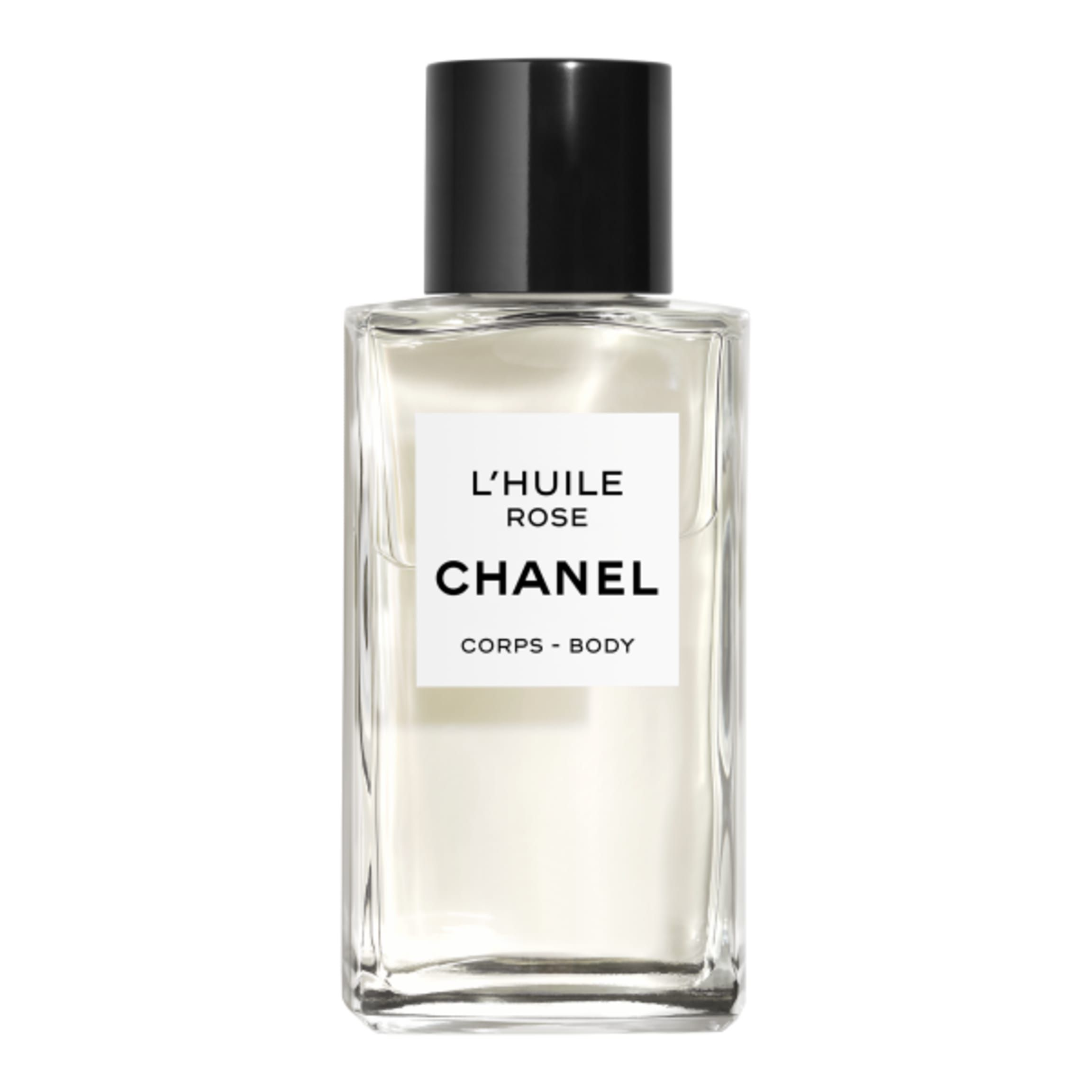 Chanel L'HUILE ROSE Body Massage Oil