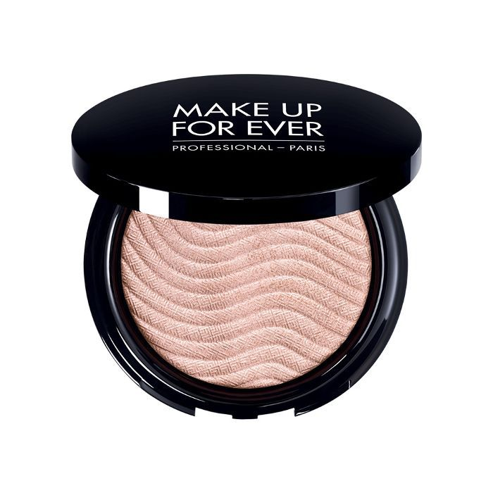 how-to-apply-highlighter: Makeup Up For Ever Pro Light Fusion Highlighter