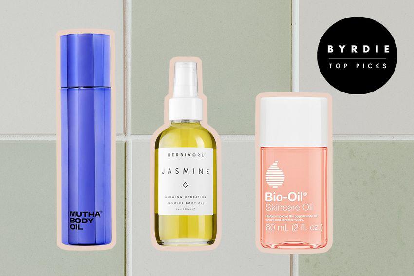 Body Oils for Skin