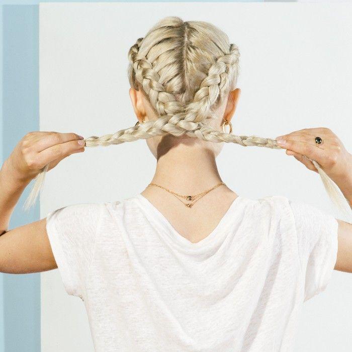 How To Do A Dutch Braid A Step By Step Tutorial