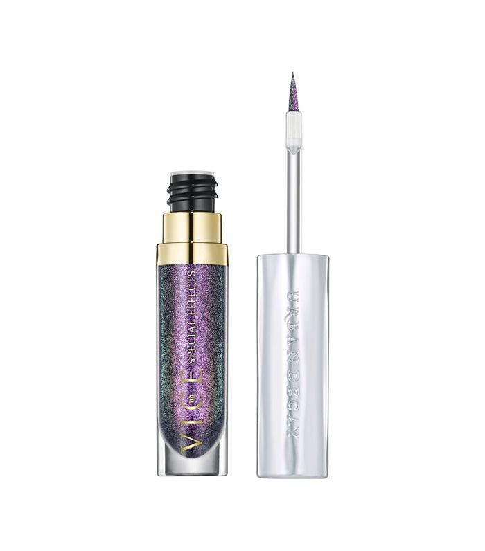 Urban Decay Vice Special Effects Lip Topcoat - holographic lipstick