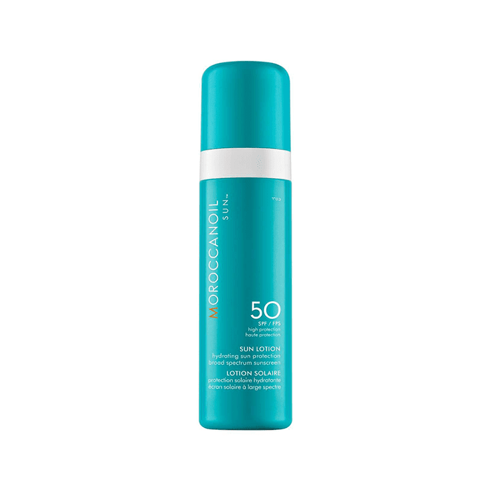 moroccanoil sun lotion spf 50 - how to prevent sunburn