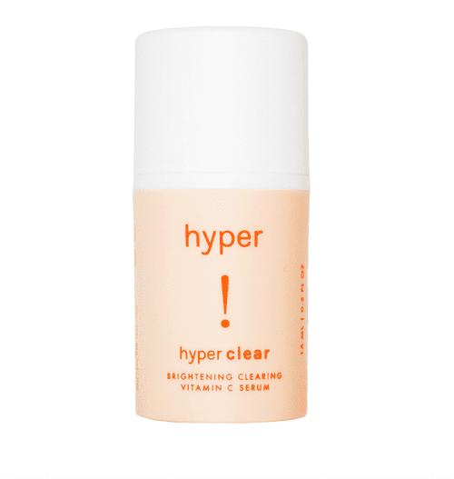 hyper clear serum