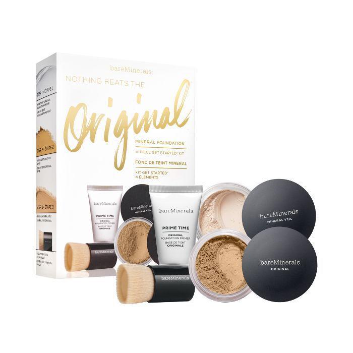 BareMinerals Original Get Started Mineral Foundation Kit