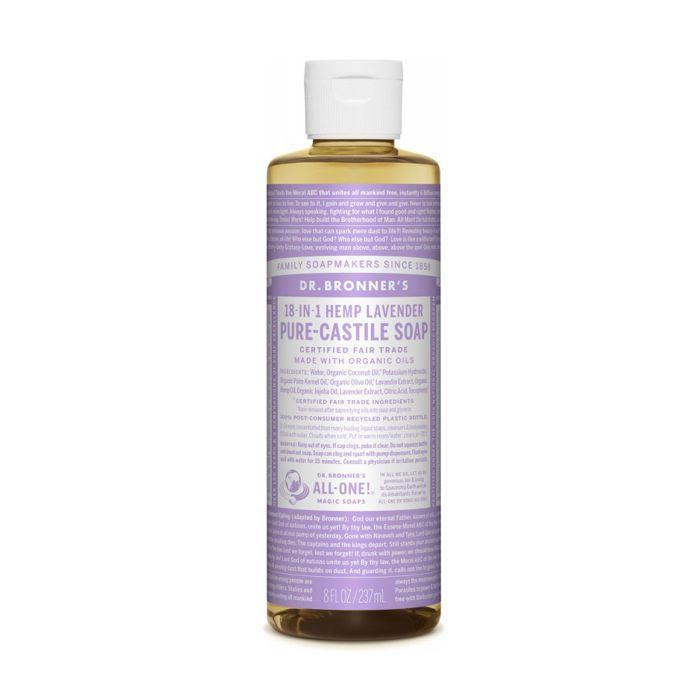 Dr. Bronner's Lavender Pure-Castile Liquid Soap