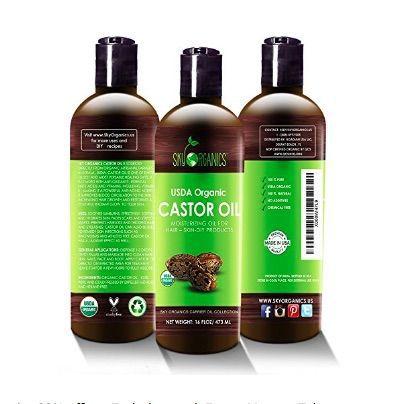 Castor Oil (16oz)