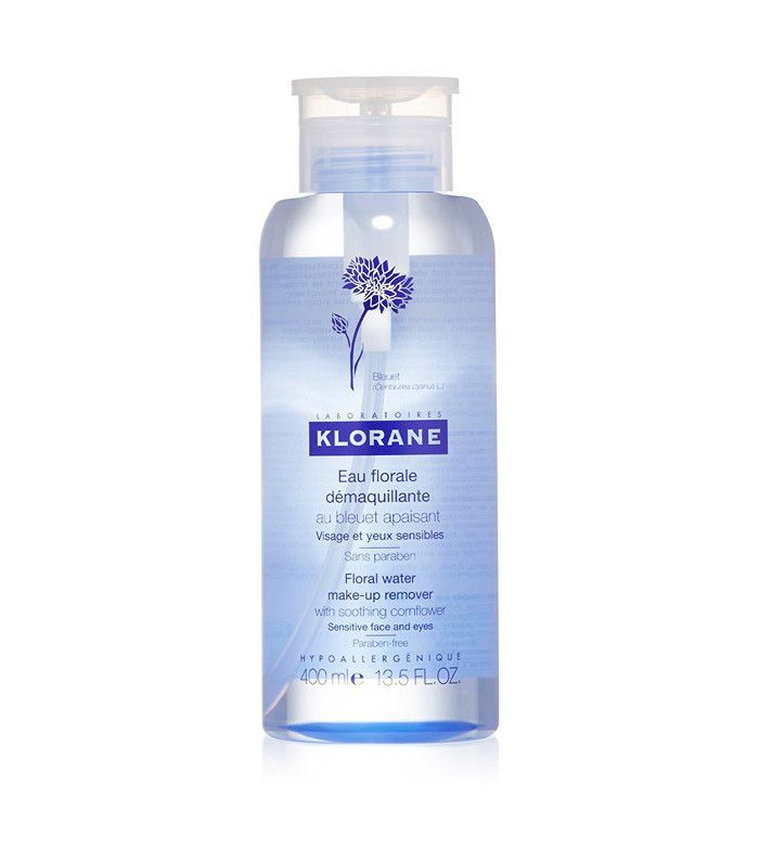 Best affordable skincare products: Klorane Floral Water Make-Up Remover With Soothing Cornflower