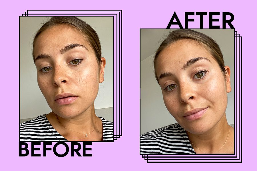 Tarte Gifted Mascara_Before and After