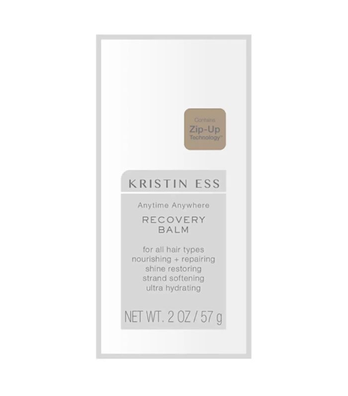 Kristin Ess Hair Anytime Anywhere Recovery Balm and Bun Cap
