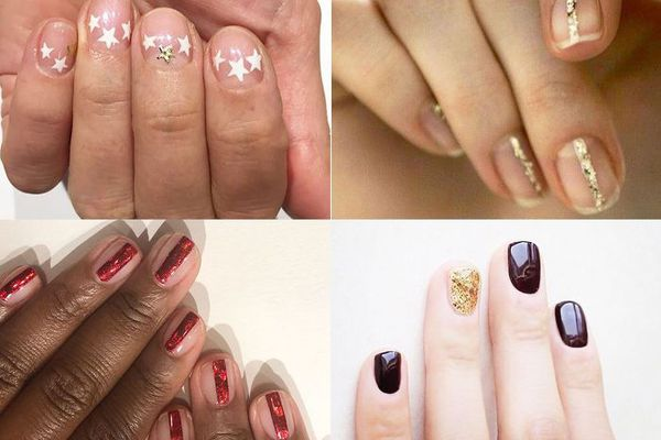 28 Christmas Nail Art Ideas To Try Before The Holidays