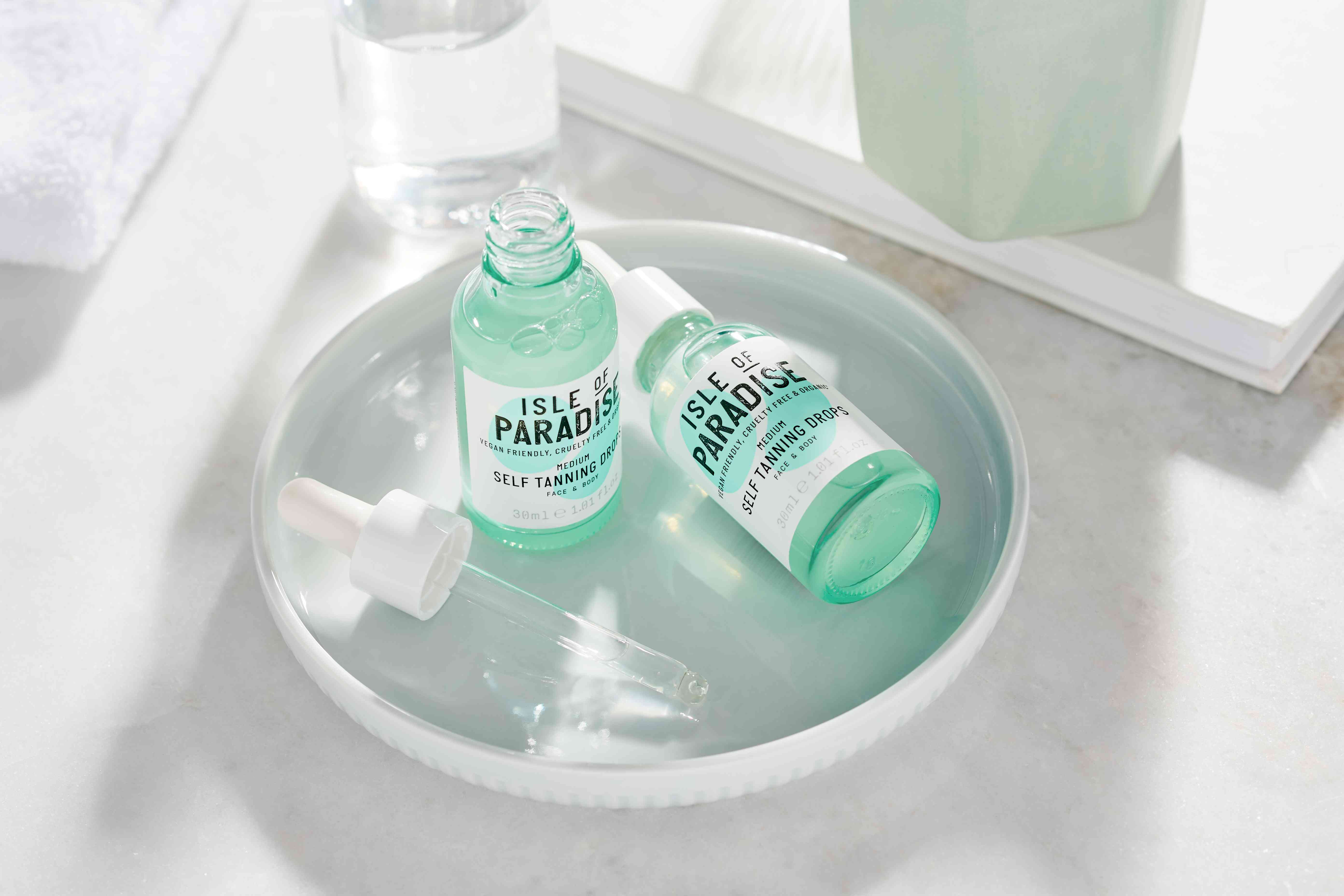 Isle of Paradise products