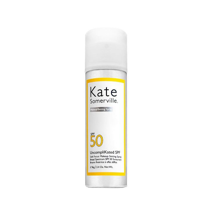 UncompliKated SPF 50 Soft Focus Makeup Setting Spray 3.4 oz/ 96 g