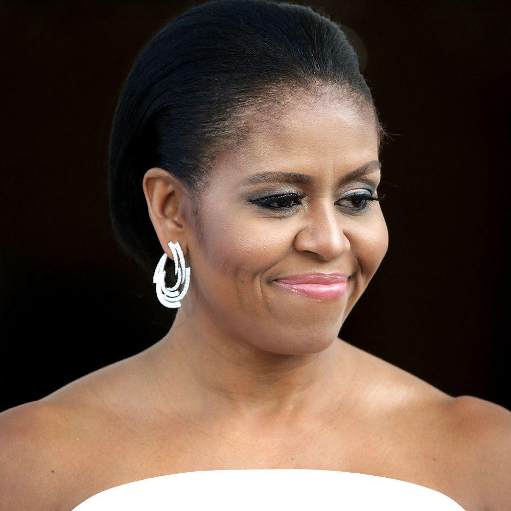 Michelle Obama Best Hairstyles