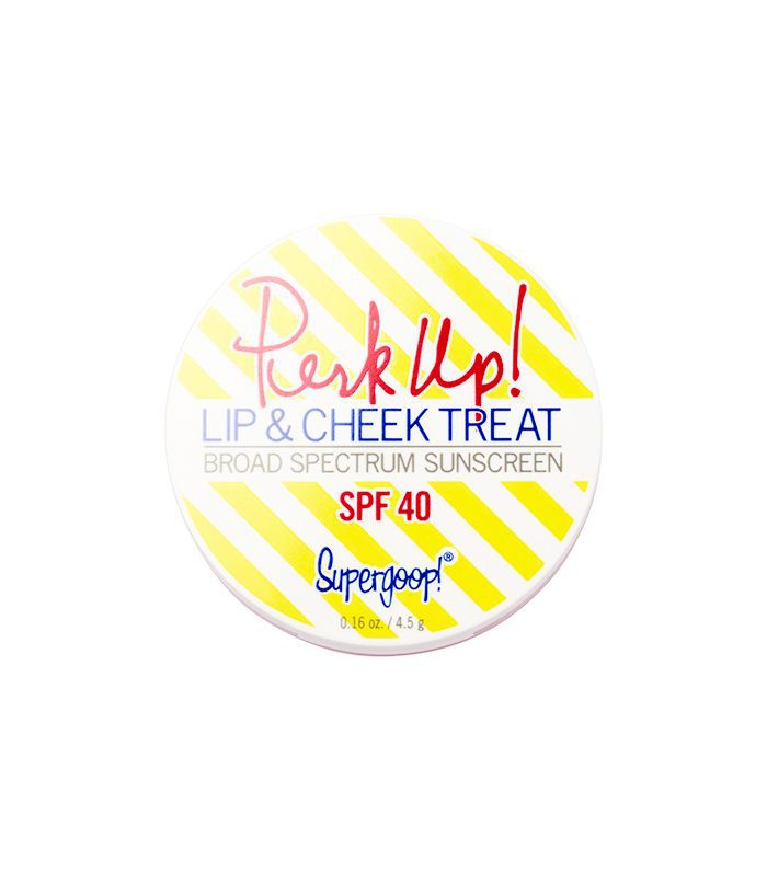 Perk Up! Lip & Cheek Treat Broad Spectrum Sunscreen SPF 40