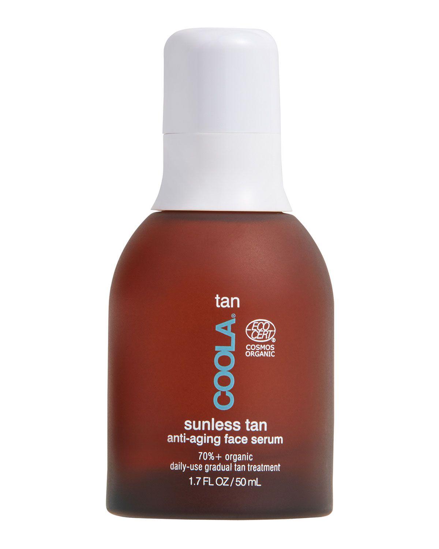 Coola Face Sunless Tan